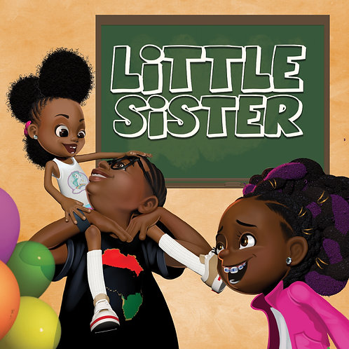 Little Sister (I Shine) Song by Myesha Smith