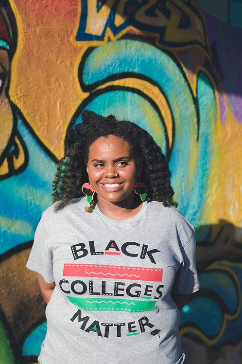 BLACK COLLEGES MATTER (Unisex)