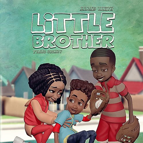 Little Brother **Softcover**