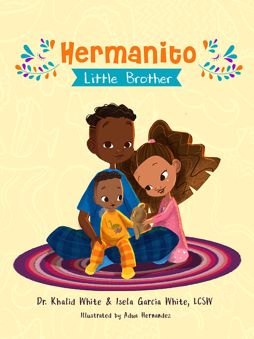 Hermanito (Little Brother) **Hardcover**