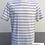 Thumbnail: Marinière bandes fines 3 couleurs manches au choix