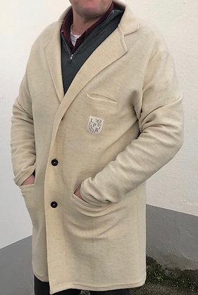 Manteau Redingote  en laine