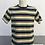 Thumbnail: Marinière bandes très fines 3 couleurs manches au choix