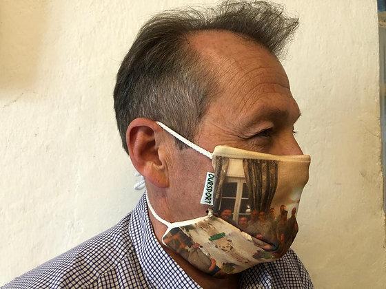 1 Masque à customiser