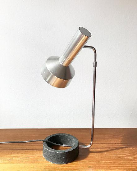 Rico & Rosemarie Baltensweiler Desk Lamp 60s