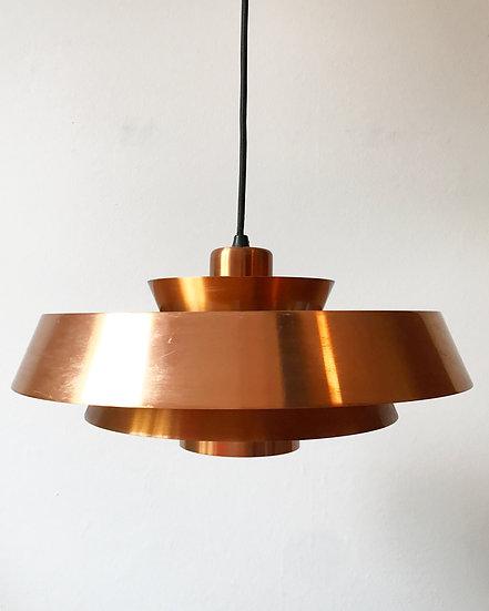 Jo Hanmerborg Pendant Nova Copper Fog & Mørup 60s