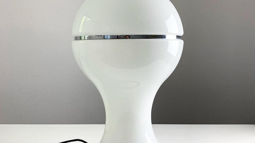Gianni Celada Mongolfiera Fontana Arte Glass Lamp 1960s