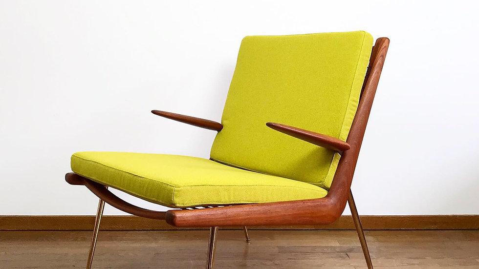 Boomerang Chair Peter Hvidt & Orla Mølgaard-Nielsen 50s