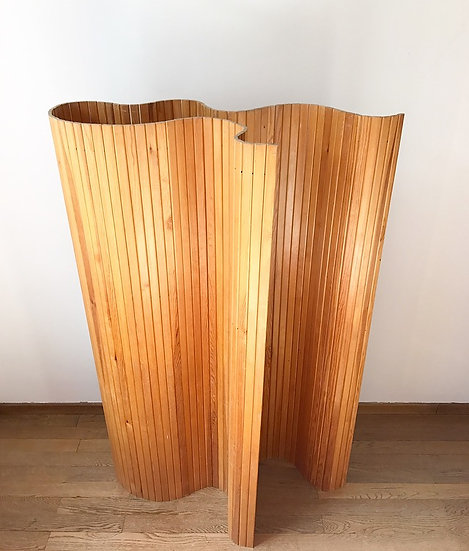 Alvar Aalto Room Divider Pine Early Production 1930s