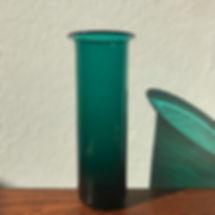 Per Lütken Grønland Glass Vase Holmegaard