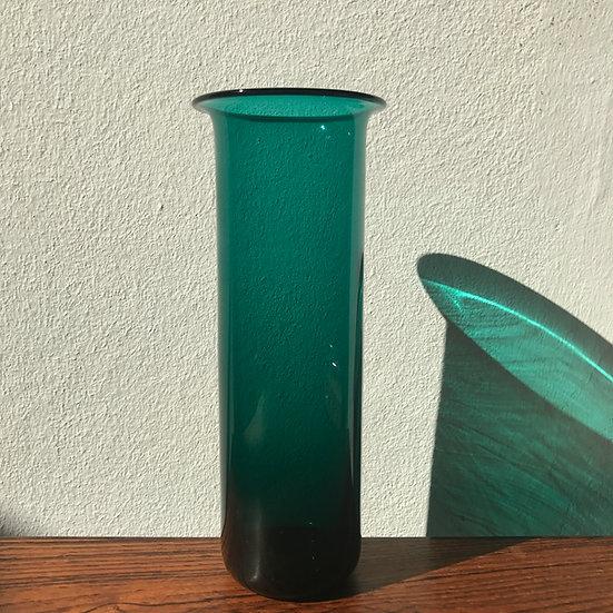 Per Lütken Glass Vase Grønland Holmegaard 1961