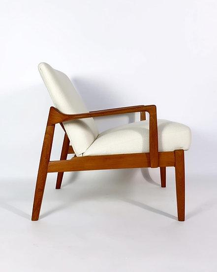 Tove & Edvard Kindt-Larsen Lounge Chair FD 125 France & Son