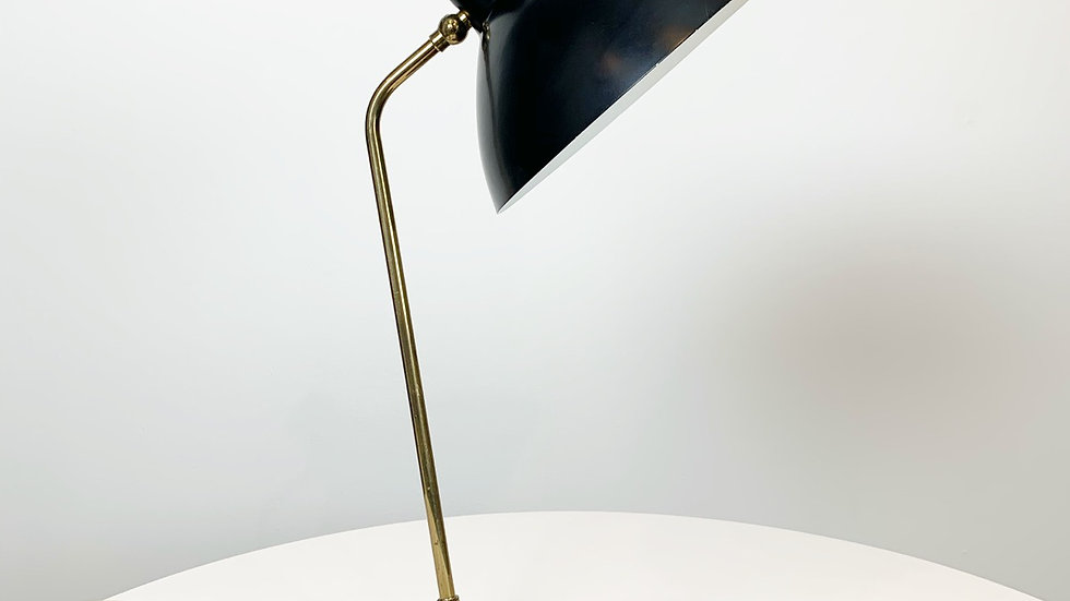 Alfred Müller Desk Lamp Adria for AMBA 1950s