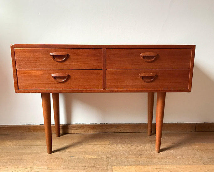 Kai Kristiansen Chest of Drawers Teak 60s