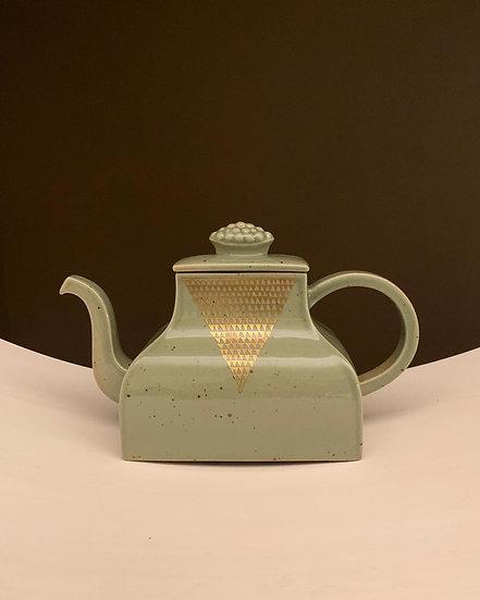 Signe Persson-Melin 'Kinesen' Tea Pot Rörstrand 1980s