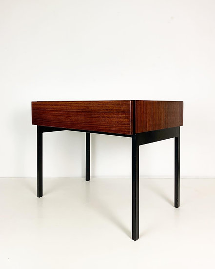 Dieter Waeckerlin Bedside Table Rosewood 1960s