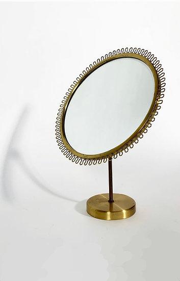 Josef Frank Table Mirror Svensk Tenn 1950s
