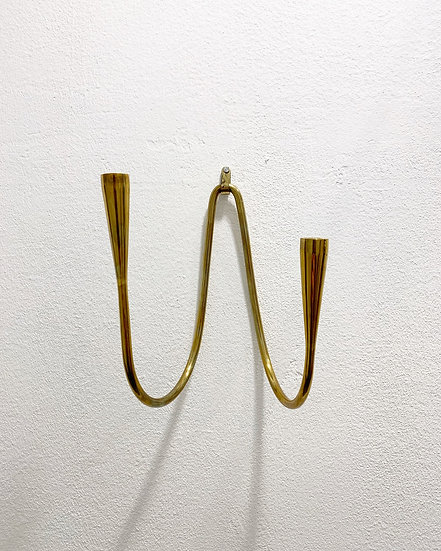 Wall Candle Holder by Illums Bolighus 1960s