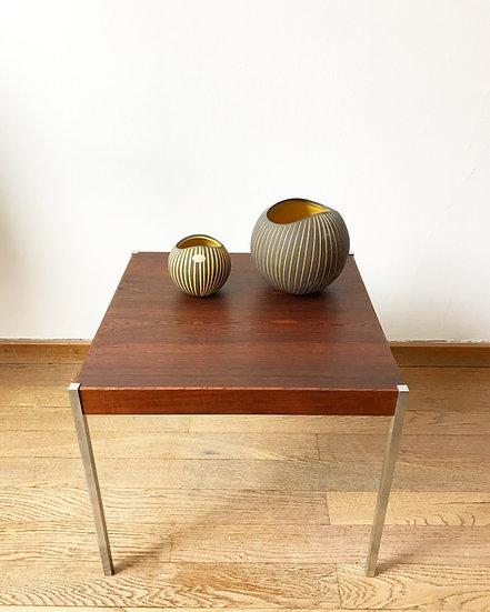 Uno & Östen Kristiansson Side Table Luxus Sweden 60s