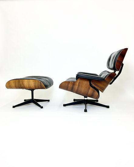 Early Charles & Ray Eames Lounge Chair Herman Miller 1960s