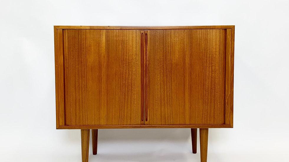 Kai Kristiansen Record Cabinet Teak FM Furniture 1960s