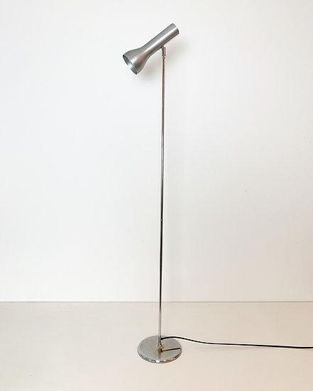Swisslamps International Floor Lamp Mini 730 Chrome 1960s