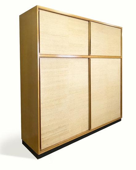 Dieter Waeckerlin Cupboard Idealheim Maple & Walnut 50s