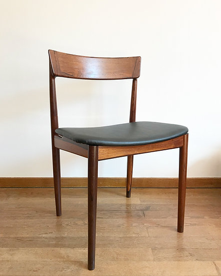 Rosengren Hansen Chair Rosewood Brande Møbelindustri 60s