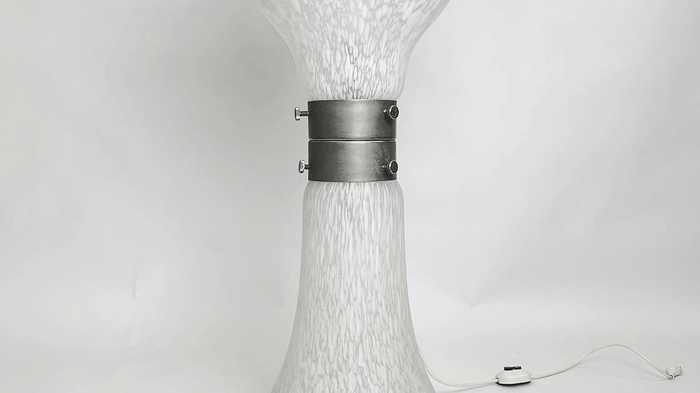 Carlo Nason Floor Lamp Birillo Mazzega 1960s
