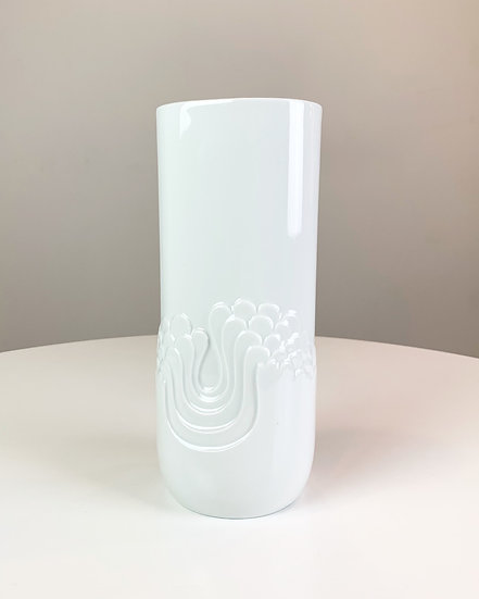Tapio Wirkkala Blütenfest Vase Thomas 60s