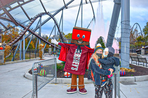 A Super Sweet Hershey Park Printable Activity Page!