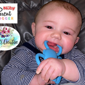 Nuby For The Win With All Your Teething Needs!