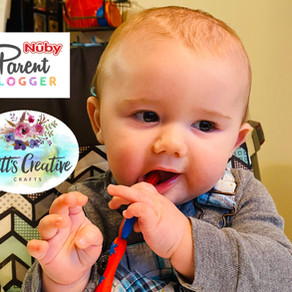 Keep Up Good Oral Care For Your Baby With Nuby!