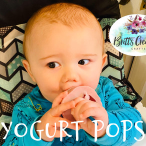 Yogurt Pops For Your Little One With Nuby