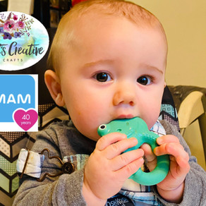 Max The Frog, Development Toy From MAM Friends