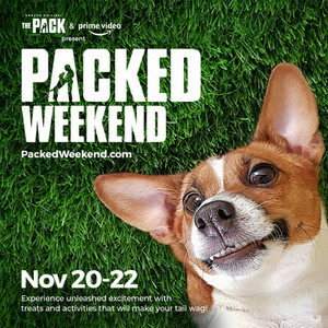 Paws Up For Amazon Packed Weekend!