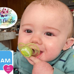 Choose The MAM Perfect Pacifier For Your Baby!