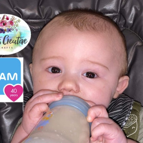 MAM Anti-Colic Baby Bottle Bottle Is A Life Saver!