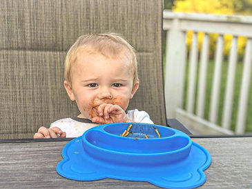 Nuby Suction Cup Plate
