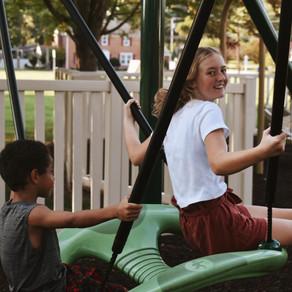 Explore The World At Wieck Community Playground