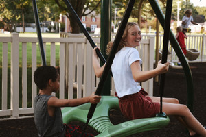 Explore The World At Wieck Community Playground