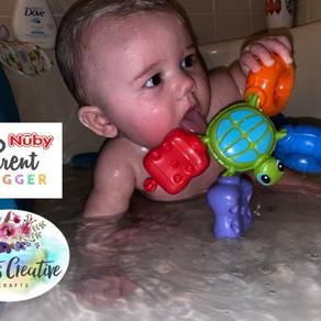 Bathtime With Nuby Is Splish Splashin' Fun!