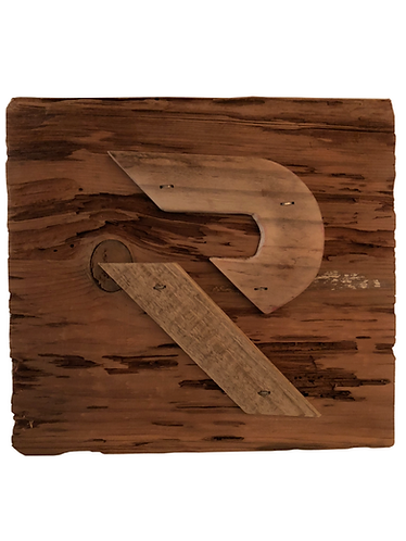 R Logo Wall Art