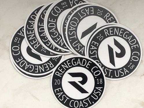 RCO Circle Sticker