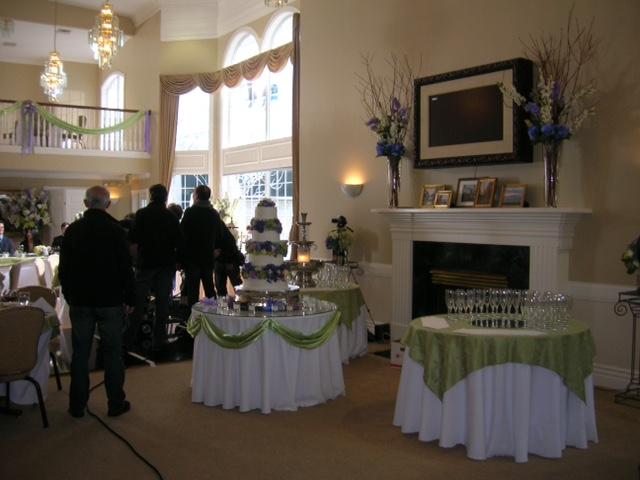 Feature film set design