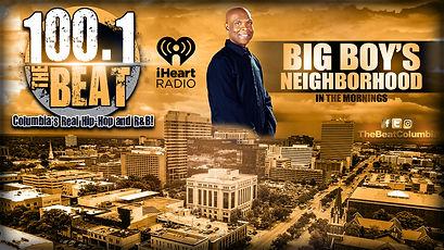 100.1 The Beat Columbia - Big Boy's Neighborhood