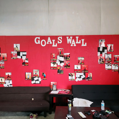 That's Right Fitness Goals Wall Updated Photo