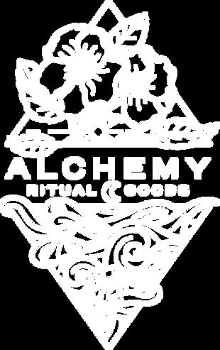 Alchemy Ritual Goods Logo