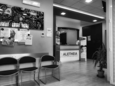 Aletheia - Accoglienza