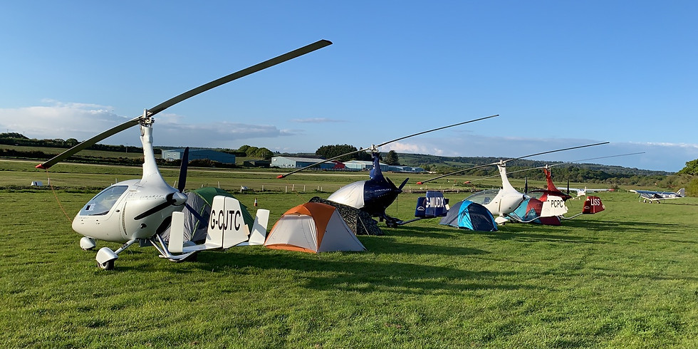 Llanbedr Camping Weekend